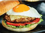 Bánh Burgers, Sandwiches